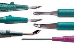 Ophthalmic Knives and Blades