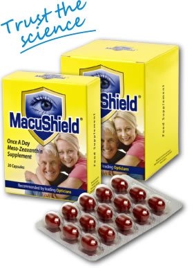 Macushield Zeaxanthin Supplement