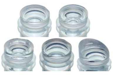 Phakos disposable vitrectomy lenses
